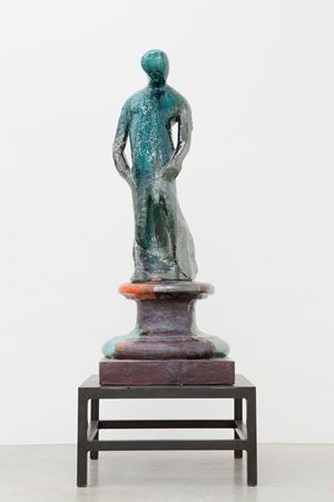 Bi-Boy by Johan Creten contemporary artwork
