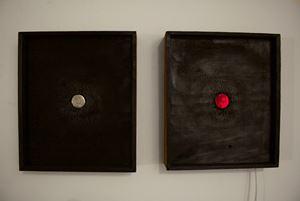 Memories of a projectile by Ignacio Bahna contemporary artwork