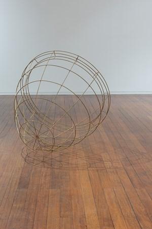 Public furniture (pots/barricades) by Marley Dawson contemporary artwork