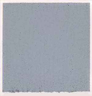PaintedPaper #4 by Joseph Marioni contemporary artwork