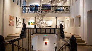 Contemporary art exhibition, Douglas Mandry, Monuments at Bildhalle, Amsterdam