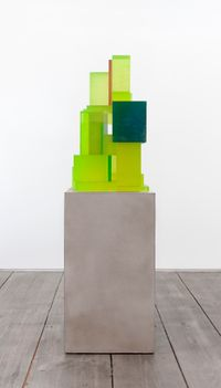 Neome by Kai Schiemenz contemporary artwork sculpture