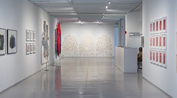 Contemporary art exhibition, Group Exhibition, Alterations Activation Abstraction at Sundaram Tagore Gallery, New York