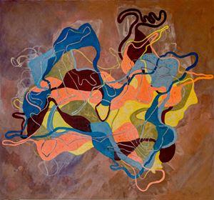 Inkanyezi (Star) by Amanda Mushate contemporary artwork
