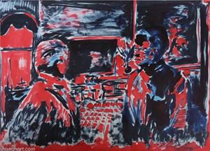 Telltale by Sun Xun contemporary artwork