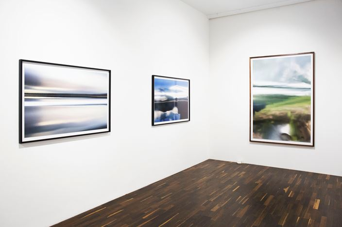 Exhibition view: Dominique Teufen, The Presence of Absence, Christophe Guye Galerie, Zurich (30 January–25 April 2020). Courtesy Christophe Guye Galerie.