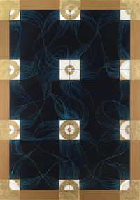 Omnium Gatherum 60 by Julia Morison contemporary artwork painting