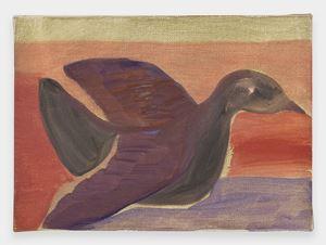 Bird by Ficre Ghebreyesus contemporary artwork