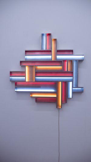 Light plain 21-3 by Jeong Jeong-ju contemporary artwork