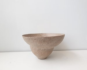 Orbit Bowl by Hana Rakena contemporary artwork