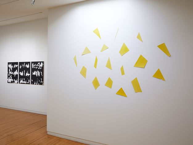 Exhibition view: Jeena Shin, Time slice, Two Rooms, Auckland (1–30 November2019). Courtesy Two Rooms.