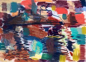 Variation 9 by Antonio Cosentino contemporary artwork