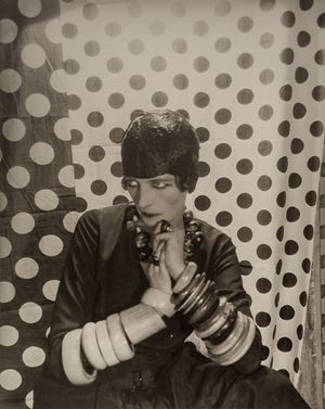 Nancy Cunard by Cecil Beaton contemporary artwork