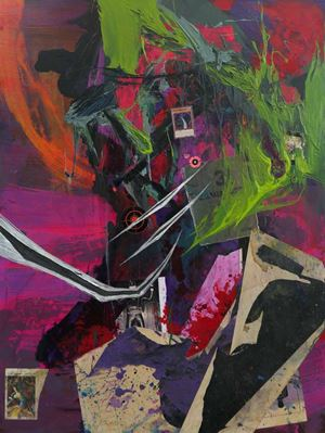 FOLK DEVILS by Ian Tee contemporary artwork