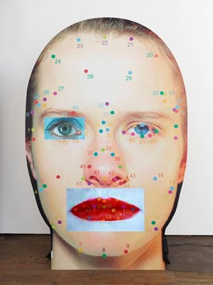IDE... by Tony Oursler contemporary artwork