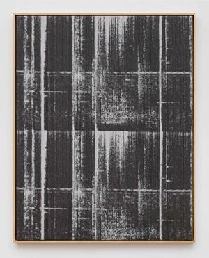 Negative Entropy (Bioweaving Mill, Angioplasty Balloon Production, Black, Double) by Mika Tajima contemporary artwork
