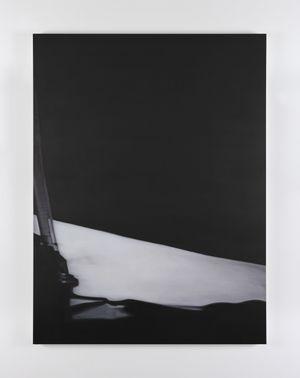 Walker I by Marcel Vidal contemporary artwork painting