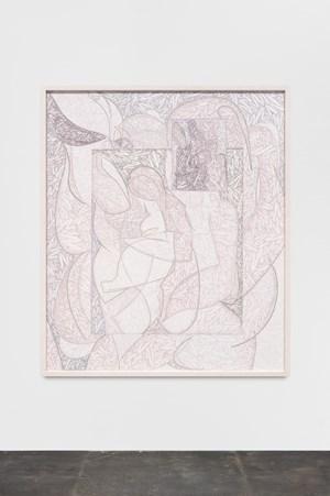 Chorus II by Achraf Touloub contemporary artwork