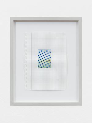Lichtzwang (Bon día) by Daniel Steegmann Mangrané contemporary artwork