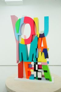You Make Me by Dae Chul Lee contemporary artwork painting, sculpture
