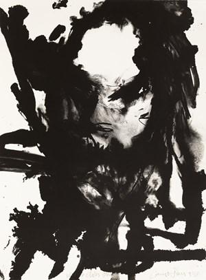 Warren Ellis One by Locust Jones contemporary artwork