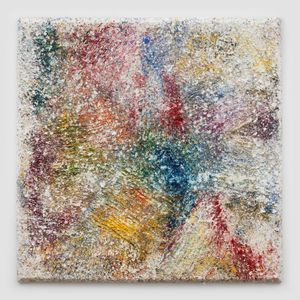 Spin and Splash by Sam Gilliam contemporary artwork painting