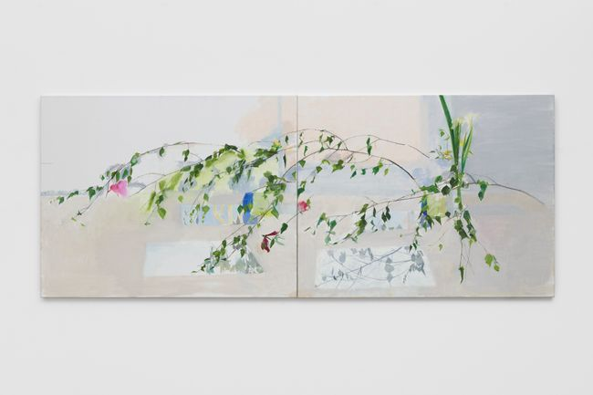 Echoing Green by Charlotte Verity contemporary artwork