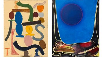 Contemporary art exhibition, Aurélie Gravas, Tuukka Tammisaari, Gumbo at Kristof De Clercq gallery, Ghent