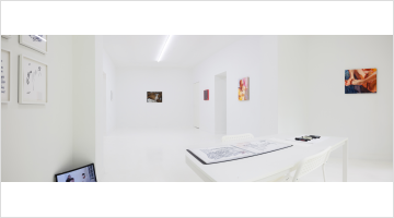 Contemporary art exhibition, Group Exhibition, Right Behind Your Eyes 匿于眼后 at Capsule Shanghai, Shanghai