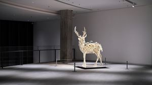 PixCell - Deer #58 by Kohei Nawa contemporary artwork