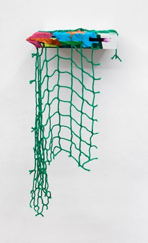 3D Lens by Jessica Stockholder contemporary artwork