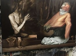 Artist Hynek Martinec: To me old Masters Are Contemporary