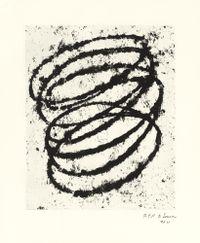 Bight 7 by Richard Serra contemporary artwork print