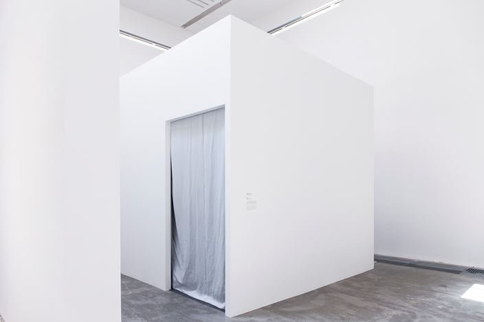 Exhibition view: Geng Jianyi, Liang Shaoji and Apichatpong Weerasethakul, Artist Trio Show, ShanghART, Beijing (13 July–25 August 2019). Courtesy ShanghART.