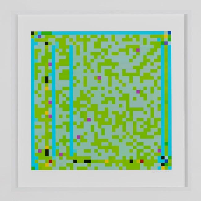 Jazz Junction #16/9 by Robert Owen contemporary artwork