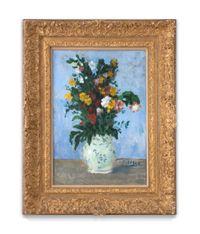 Vase de fleurs by Pablo Picasso contemporary artwork painting