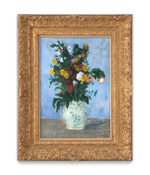 Vase de fleurs by Pablo Picasso contemporary artwork