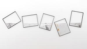 Quadri Comunicanti Jar by Grazia Varisco contemporary artwork
