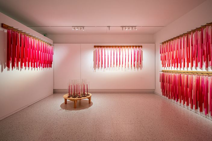 Exhibition view: Danh Vo, See Through History and Look into the Future, Winsing Arts Foundation, Taipei (16 January–5 April 2020). Courtesy Winsing Arts Foundation.