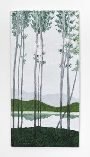 Tall Pines by March Avery contemporary artwork