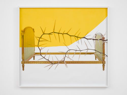 Icon n. 12 by Silvia Giambrone contemporary artwork