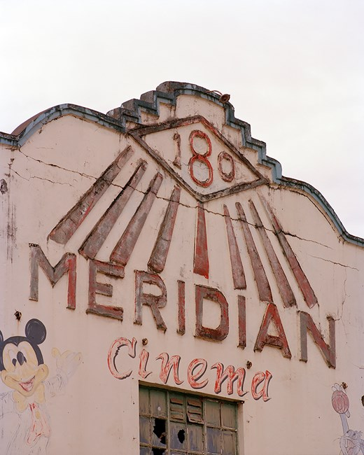 Meridian Cinema I by Douglas Lance Gibson contemporary artwork