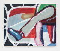 Artificial Limb by Simon Blau contemporary artwork painting