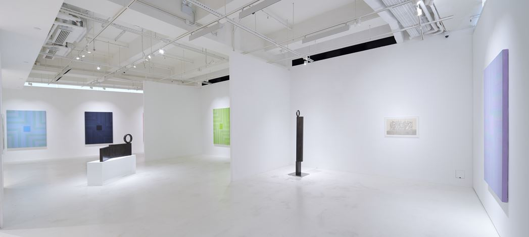 Exhibition view: Peter Peri, Quarters 四伏, Pearl Lam Galleries, H Queen's, Hong Kong (23 May – 12 September 2019). Courtesy Pearl Lam Galleries.