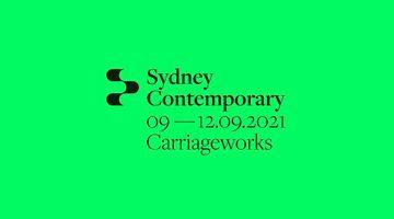 Contemporary art art fair, Sydney Contemporary 2021 at Gallery 9, Sydney, Australia
