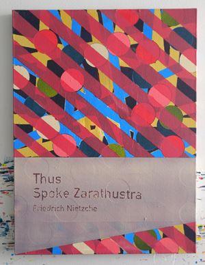 Thus Spoke Zarathustra / Friedrich Nietzsche by Heman Chong contemporary artwork