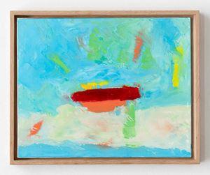 Horizon 8 by Etel Adnan contemporary artwork