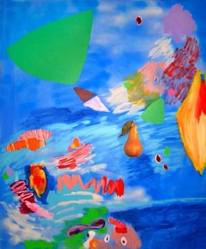 Each Peach Pear Plum by Minna Gilligan contemporary artwork