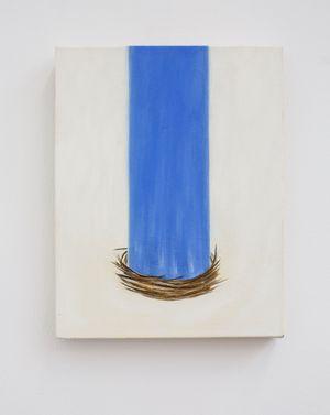 Go go, follow follow by Richard Porter contemporary artwork painting