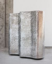 Unknown Custom by Richard Deacon contemporary artwork sculpture